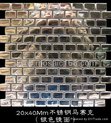镜面金属马赛克 1