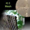 深棕色椰壳马赛克装饰板 5