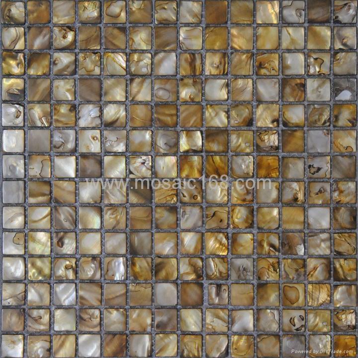 背景墙贝壳马赛克装饰板 3
