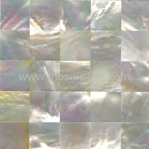 白蝶贝背景墙马赛克装饰板 3