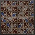 art mural ceramic mosaic