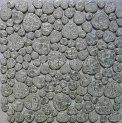 自由形狀窯變陶瓷馬賽克