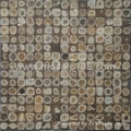 TV coconut chip mosaic