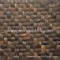 东南亚风格椰壳马赛克 2