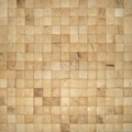 White color living room Coconut mosaic