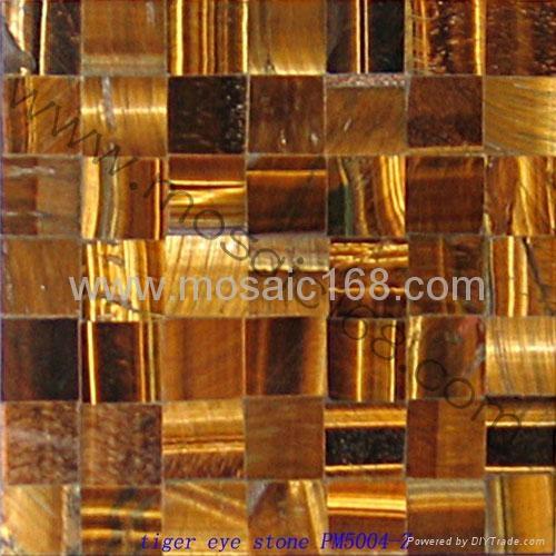 虎眼宝石台面装饰板 3