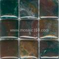 natural agate mosaic