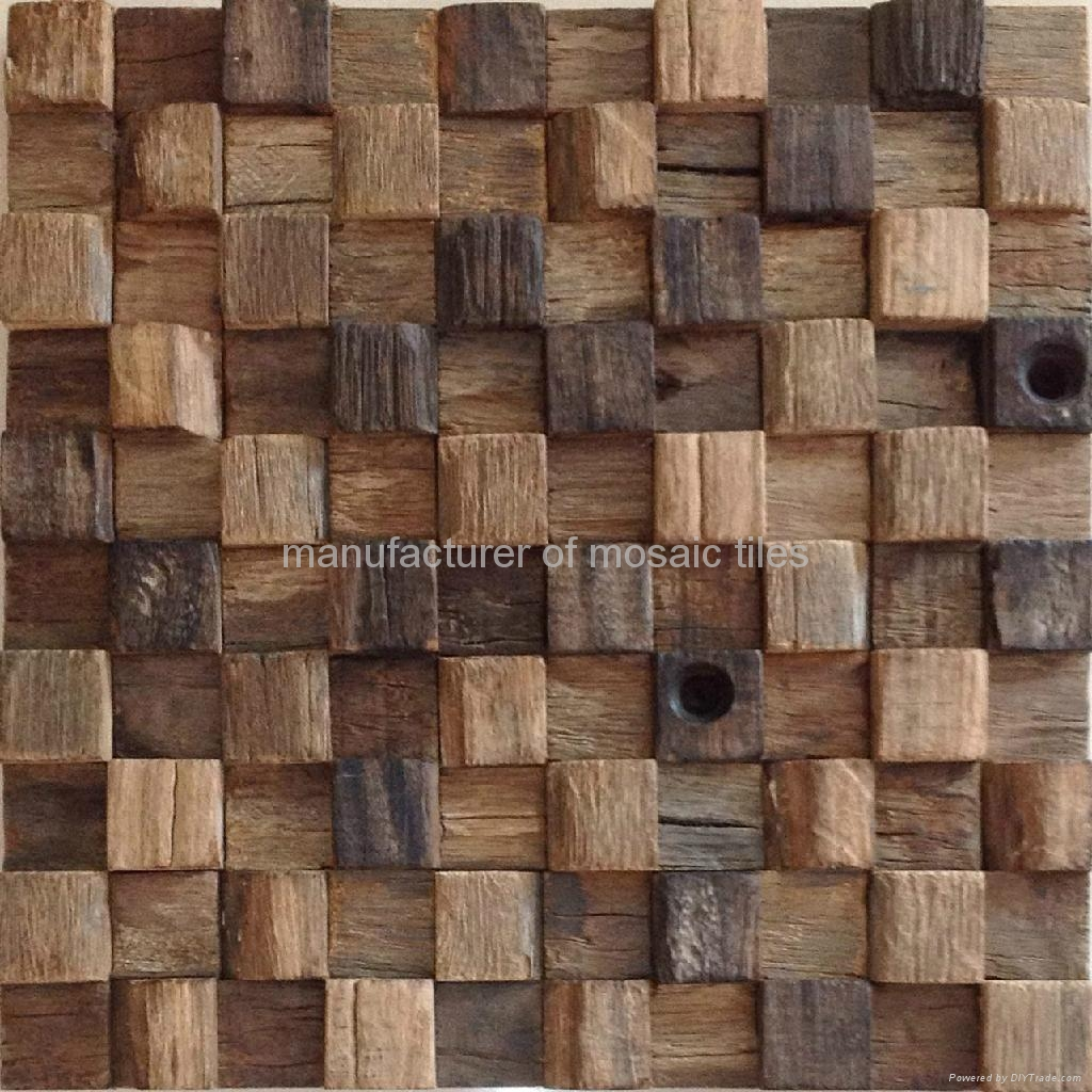 Deep SEA WOOD MOSAIC GC5147 Gimare China Manufacturer
