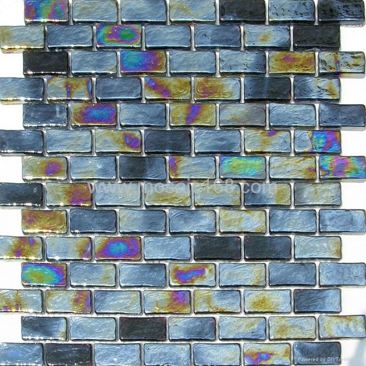 玻璃拼花马赛克 5
