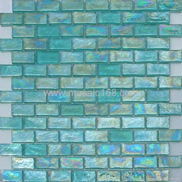 窑变陶瓷玻璃马赛克 2