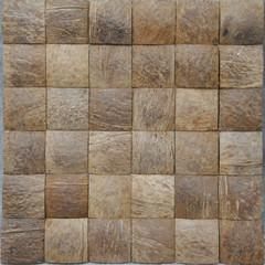 椰壳马赛克,椰壳板,装饰板,饰面板  3