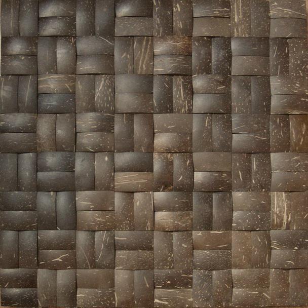 电视背景墙椰壳马赛克 5