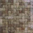 天然椰壳马赛克,椰壳板 2