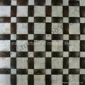 coconut shell mosaic decorative panel