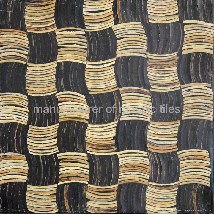 黑椰条装饰板 4