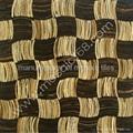 checkerboard design Coconutshell wood