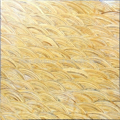 白色椰壳马赛克家具板