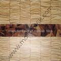 mop shell inlay Coconut mosaic wood