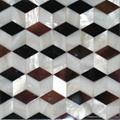 mop mosaic mural customize panel