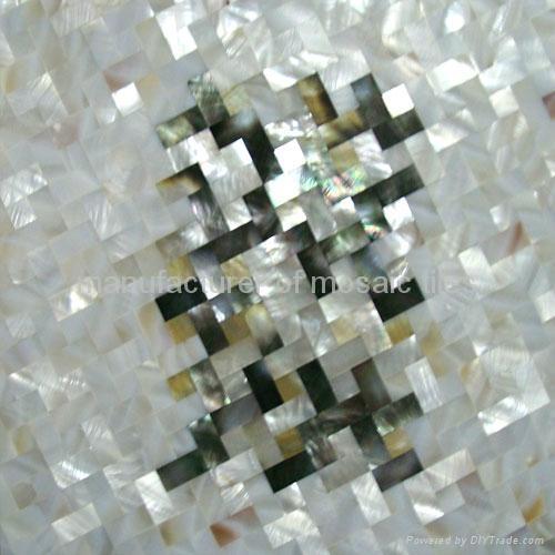珍珠贝母拼花装饰板 3