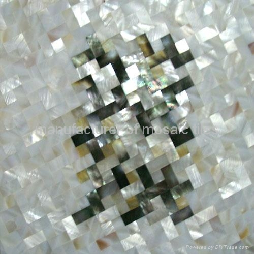 珍珠贝母拼花装饰板 5