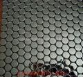 round shape stainless mosaic