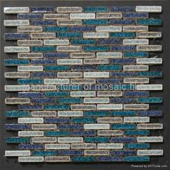 室內陶瓷裂紋馬賽克