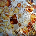 red agate wall panel