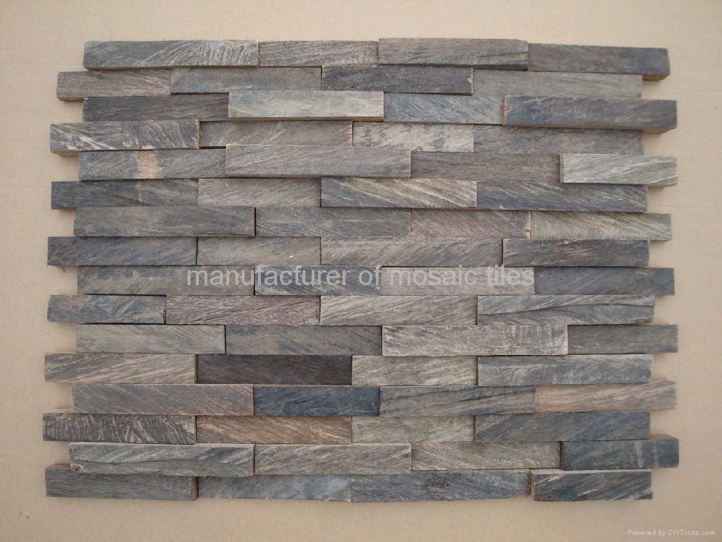 cumaru wood mosaic panels  5