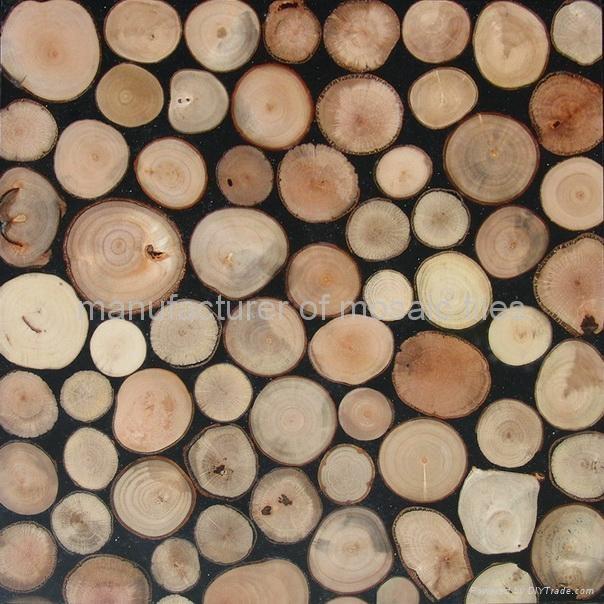室内高低不平树枝板 3D墙板 3