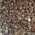 室内高低不平树枝板 3D墙板 5