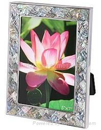 珍珠贝母相框 1