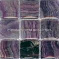 natural Amethyst mosaic