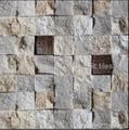 stone mosaic big size slate 5