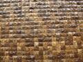 Coconut mosaic BIG SIZE panels