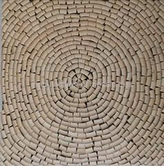natural bamboo wall panel