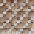 coconut mosaic and resin mosaic