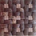 椰壳树脂马赛克 4