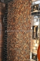 cumaru wood mosaic wall panels