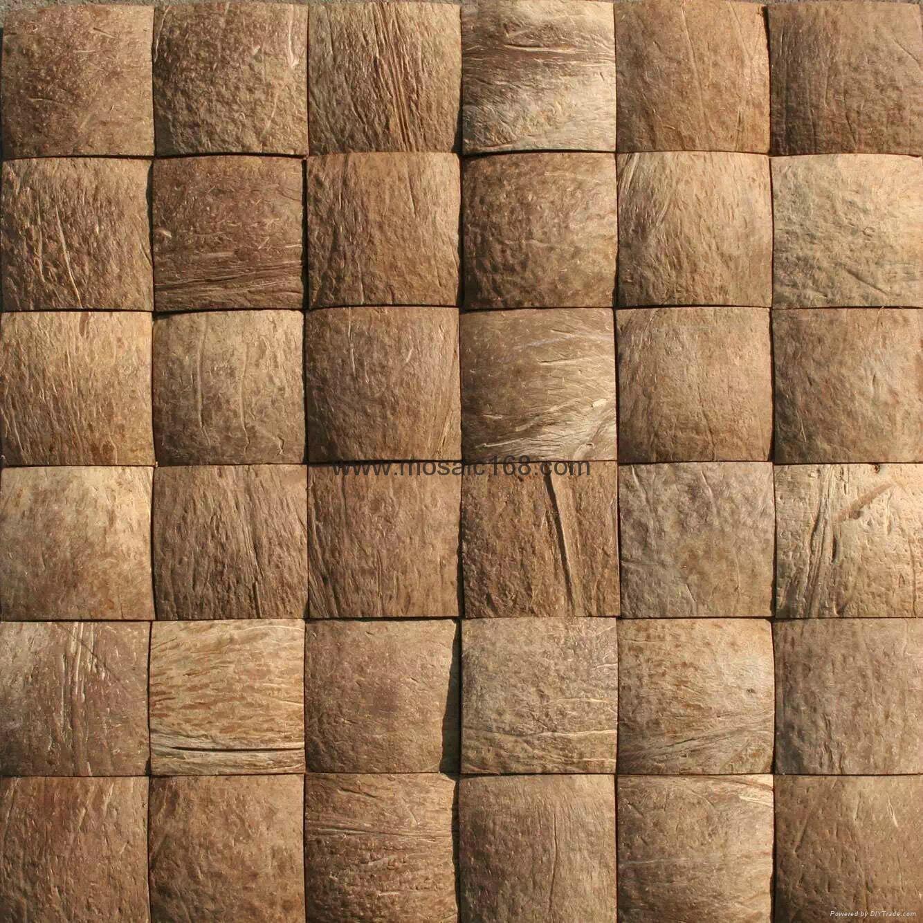 回字形椰壳装饰板 9