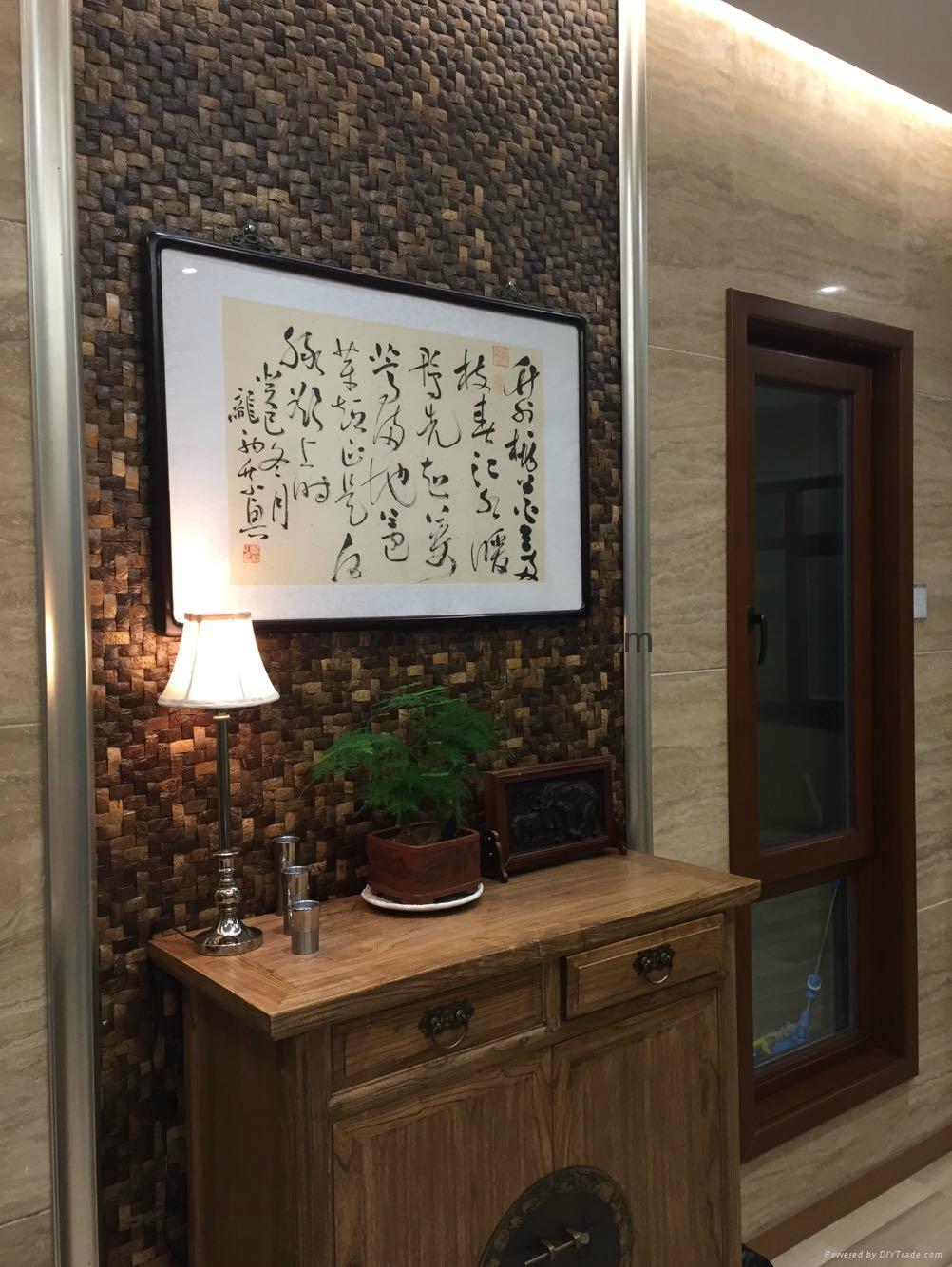 椰壳装饰板 2
