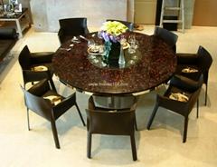 mop Shell mosaic table