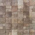 hotel coconut tile mosaic