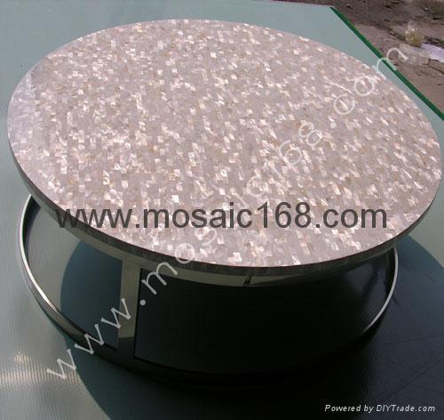 珍珠貝母板桌面 4