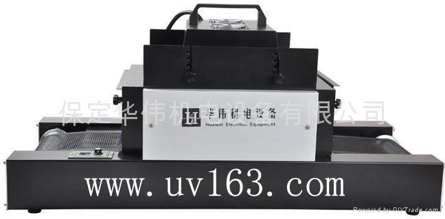 传送UV光固机 1