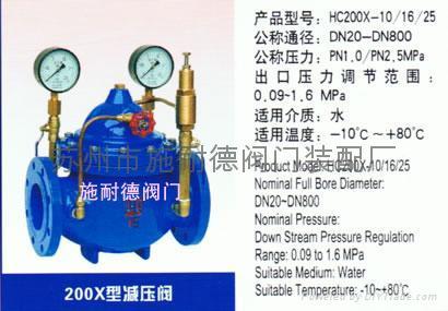 进口水力控制阀 3