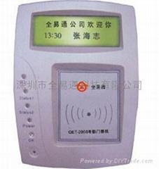 深圳中文考勤机