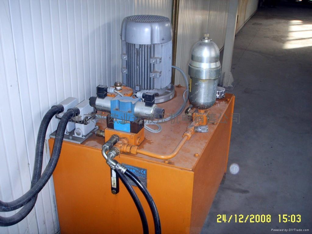 北京液壓站液壓泵站 3
