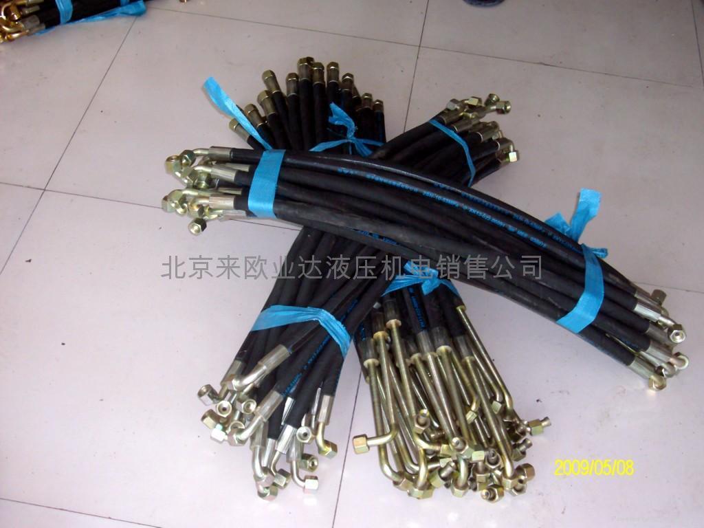 北京高壓膠管總成 1