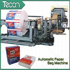 Valve Paper Bag Machine